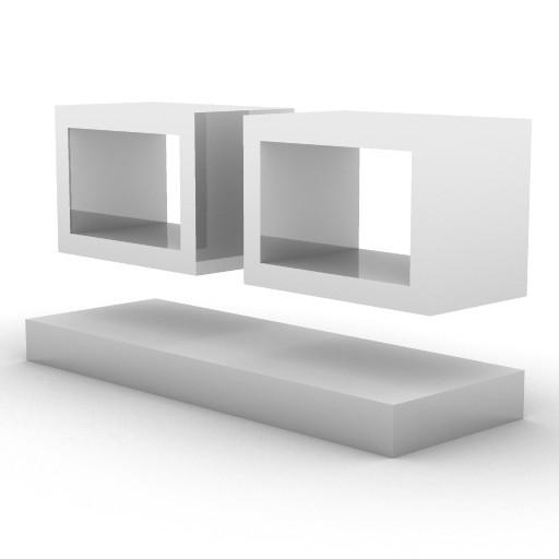 Cad 3D Free Model adhoc  sbox