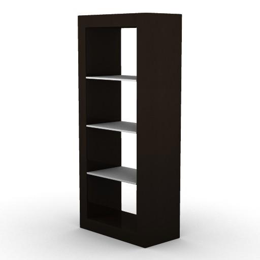 Cad 3D Free Model armanicasa  athens_libreria