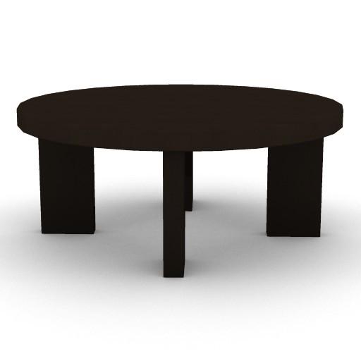 Cad 3D Free Model ArmaniCasa  newyork_tavolo