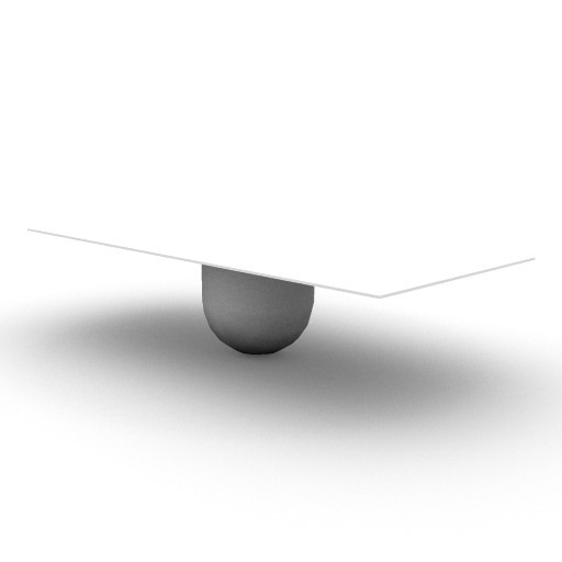Cad 3D Free Model artemide A_parete  accessorio_fumo