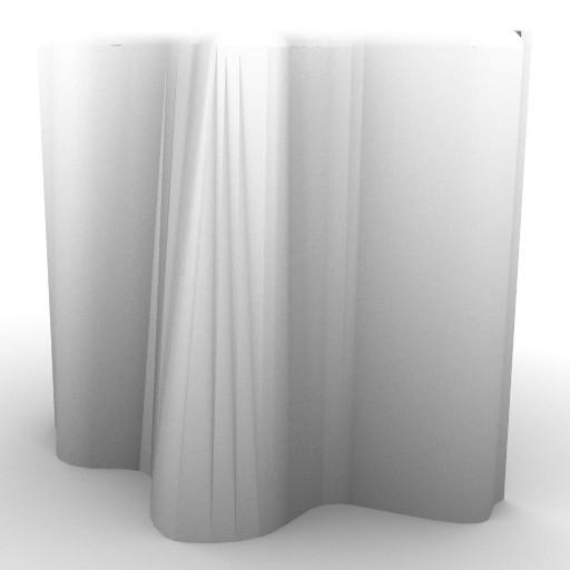 Cad 3D Free Model artemide A_parete  logico_micro_par