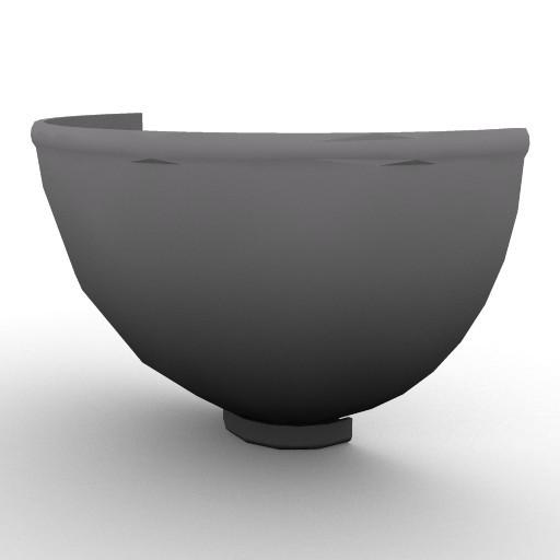 Cad 3D Free Model artemide A_parete  onfale_parete_20