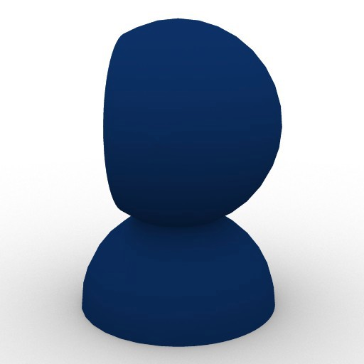 Cad 3D Free Model artemide Da_tavolo  eclisse
