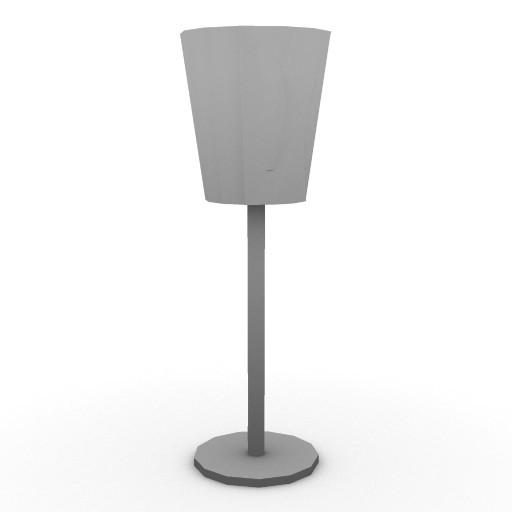 Cad 3D Free Model artemide Da_terra  verdeluce