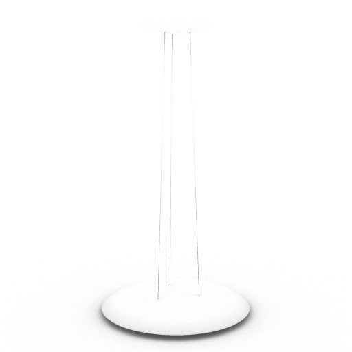 Cad 3D Free Model artemide Sospese  deifobo