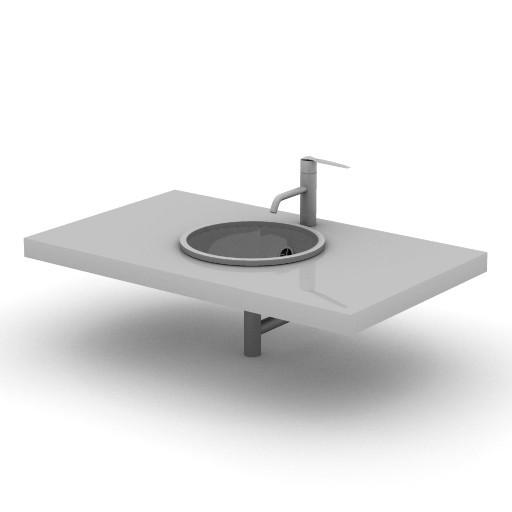 Cad 3D Free Model artquitect  aq3