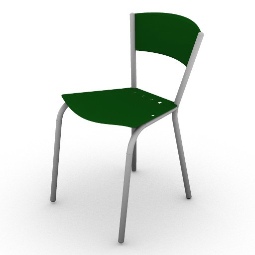 Cad 3D Free Model Baleri  mimi