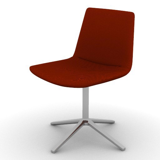 Cad 3D Free Model beb Cosmos_chairs  cs48_4