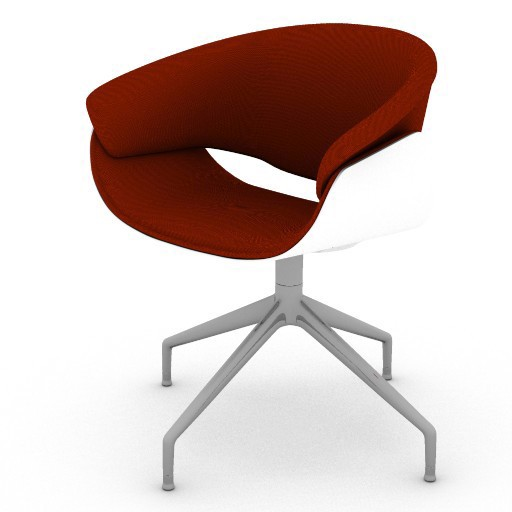 Cad 3D Free Model beb Sina_chairs  psi45