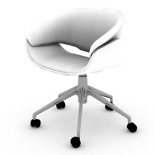 Cad 3D Free Model beb Sina_chairs  psi71_5