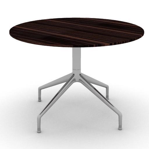 Cad 3D Free Model beb Sina_tables  st0805r