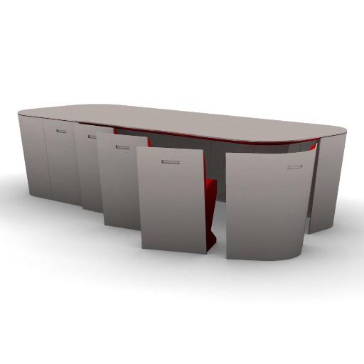 Cad 3D Free Model Bernini  blades_alto_207