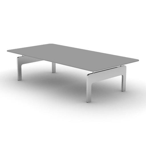 Cad 3D Free Model boss  milli_table