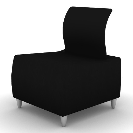 Cad 3D Free Model boss  trim_upholstery