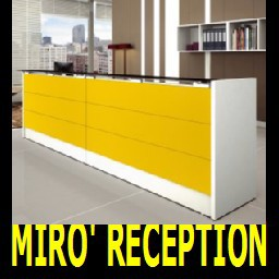 Cad 3D Free Model cf  miro_reception