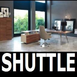 Cad 3D Free Model cf  shuttle