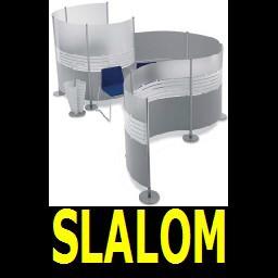 Cad 3D Free Model cf  z1_slalom
