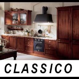 Cad 3D Free Model cucina  classico