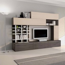 Cad 3D Free Model cucina  living