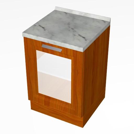 Cad 3D Free Model cucinasmart  basi