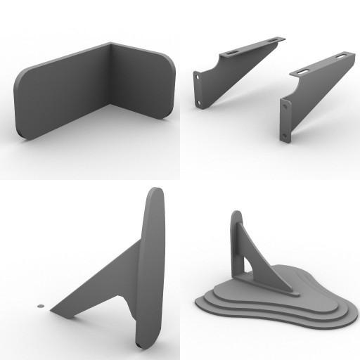 Cad 3D Free Model DellaRovere  pratiko