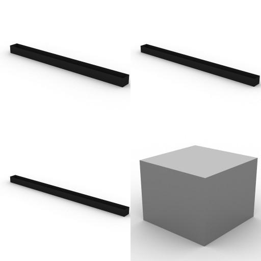 Cad 3D Free Model DellaRovere  strutture