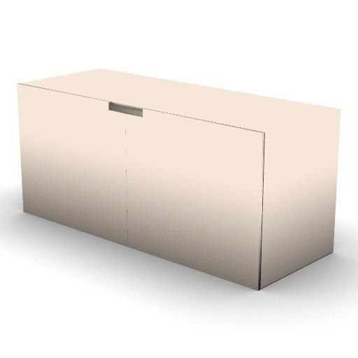 Cad 3D Free Model driade Contenitori  epiplosiv