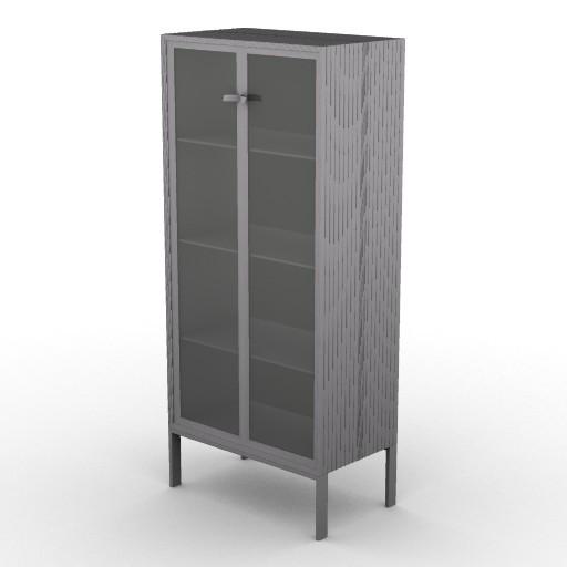 Cad 3D Free Model driade Contenitori  pandoraxii