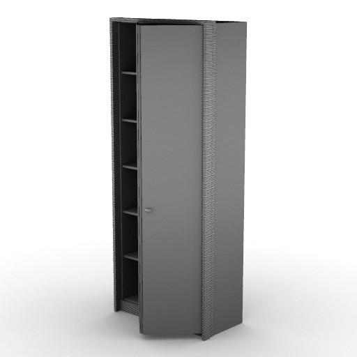 Cad 3D Free Model driade Sistemi  pantos_1