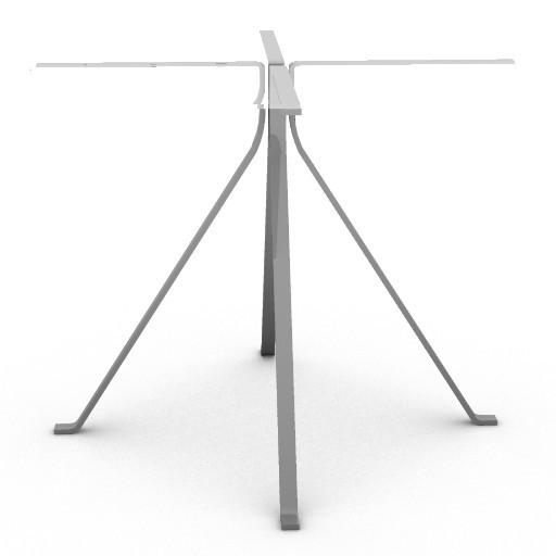 Cad 3D Free Model driade Tavoli  cuginettoc