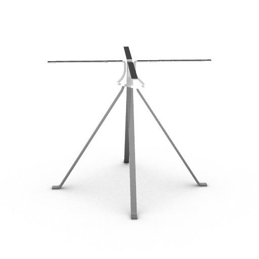 Cad 3D Free Model driade Tavoli  cuginettoq