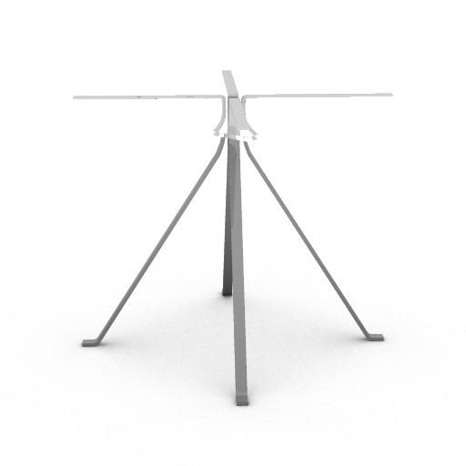 Cad 3D Free Model driade Tavoli  cuginoc