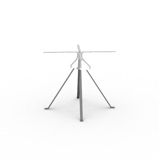 Cad 3D Free Model driade Tavoli  cuginod