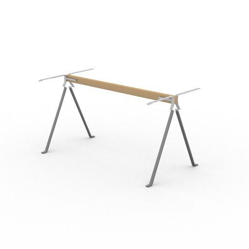 Cad 3D Free Model driade Tavoli  frate_b