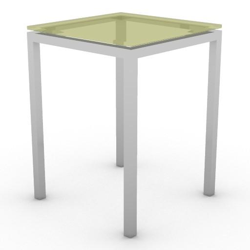 Cad 3D Free Model driade Tavoli  jellyslice32