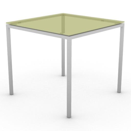 Cad 3D Free Model driade Tavoli  jellyslice60b