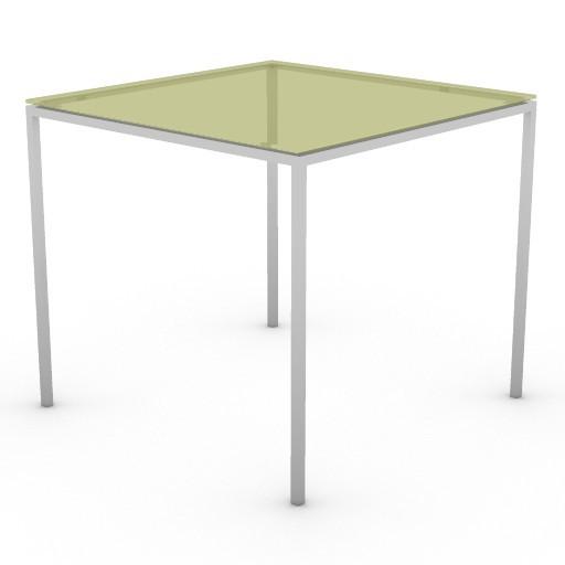 Cad 3D Free Model driade Tavoli  jellyslice80