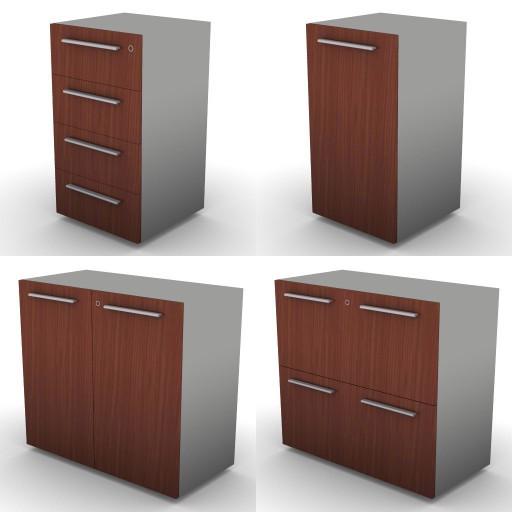 Cad 3D Free Model dvo 02-06-vertigo  12a-storage-units-h.83