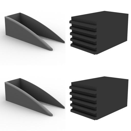 Cad 3D Free Model dvo A01-treko  30-accesssories