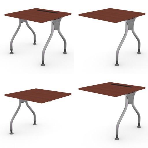 Cad 3D Free Model dvo A02-bull1  01-desks