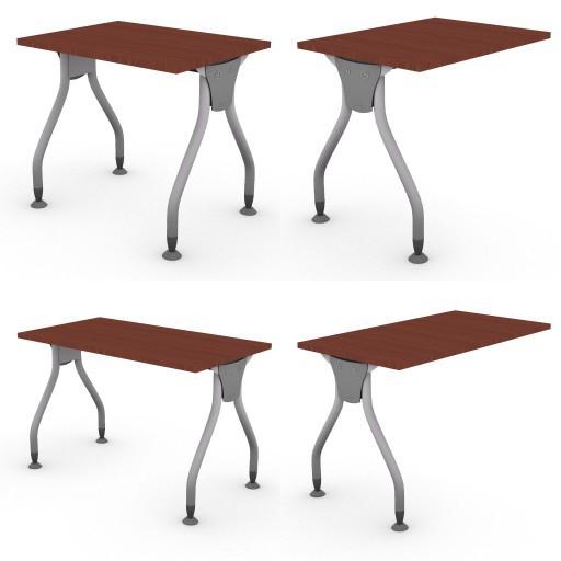 Cad 3D Free Model dvo A02-bull1  02-typing-tables