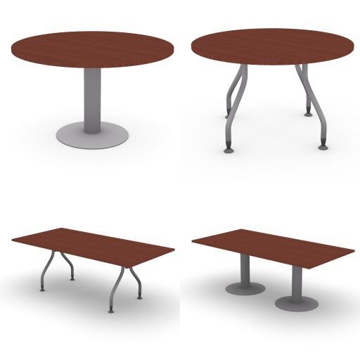 Cad 3D Free Model dvo A02-bull1  14-conference-tables