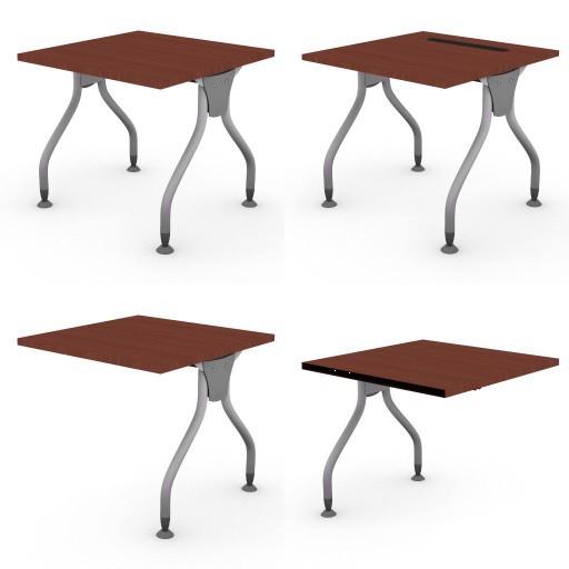 Cad 3D Free Model dvo A04-bull4-  01-desks-bull4