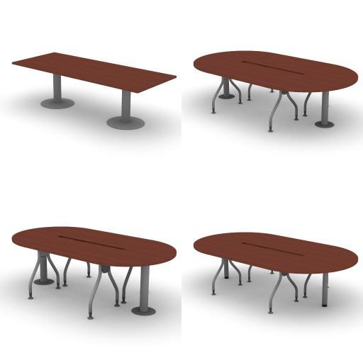 Cad 3D Free Model dvo A04-bull4-  14-conference-tables-bull4