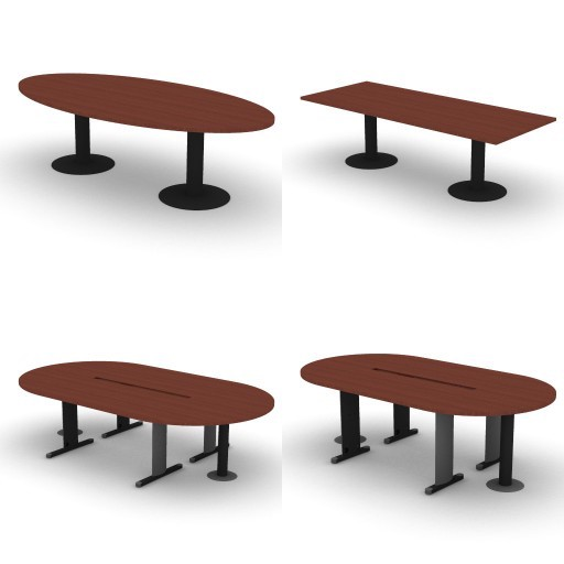 Cad 3D Free Model dvo A05-quicker4  14-conference-tables-quicker4
