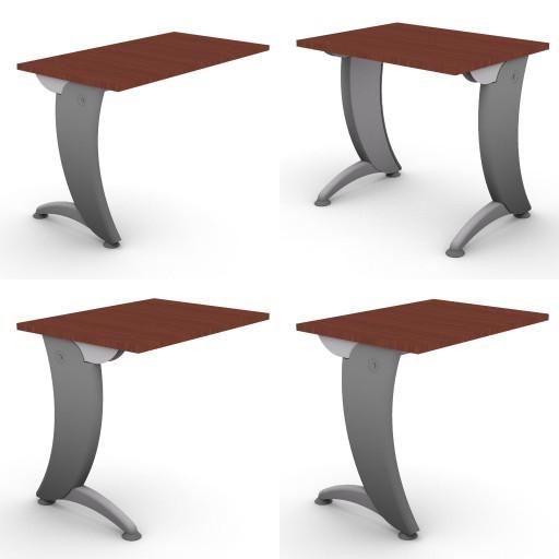 Cad 3D Free Model dvo A06-iks25  02-typing-tables-iks25