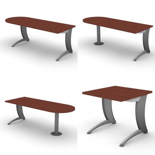 Cad 3D Free Model dvo A07-iks  01-desks-iks