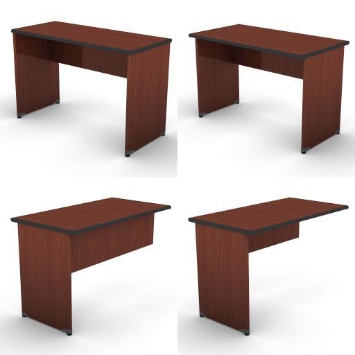 Cad 3D Free Model dvo B01-bik  02-typing-tables-bik