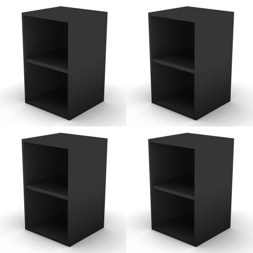 Cad 3D Free Model dvo B04-storage-units-bbs  28a-superimposed_unit