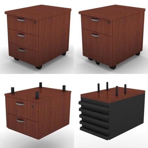 Cad 3D Free Model dvo C01-bull3  04-pedestals-bull3